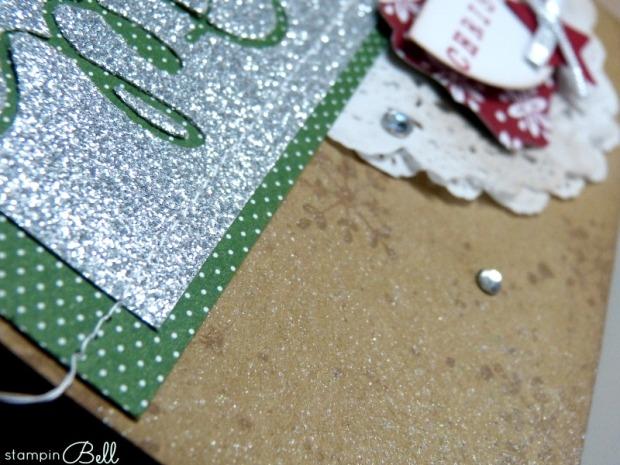 Weihnachtskarte_genäht_Details