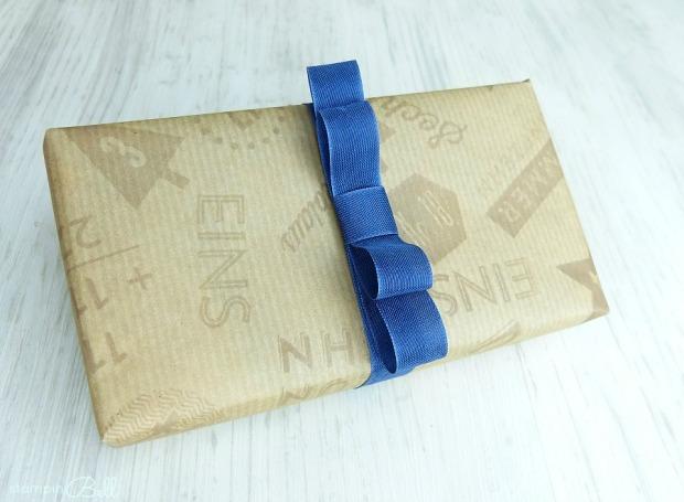 Geschenk verpacken Stampin Up!