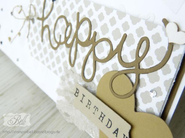 Geburtstagskarte Hello You