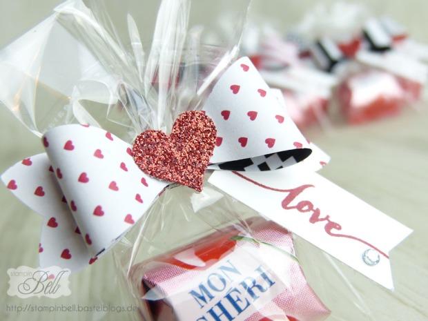 Goodie Valentinstag Details