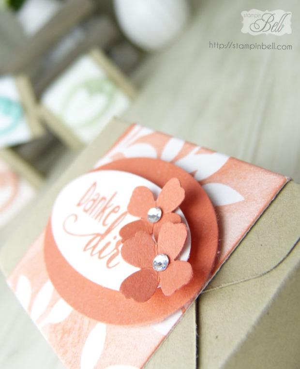 Verpackung Brownies Envelope Punch Board_Details