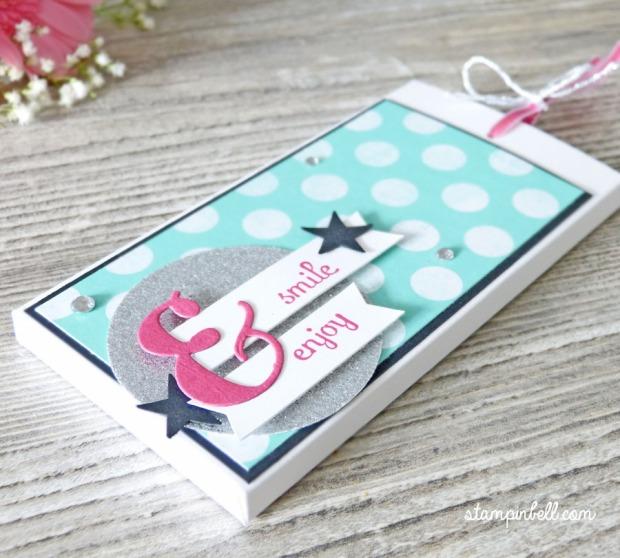 Ziehverpackung Schokolade Milka Schokoladenziehverpackung Jade Wassermelone Schwarz
