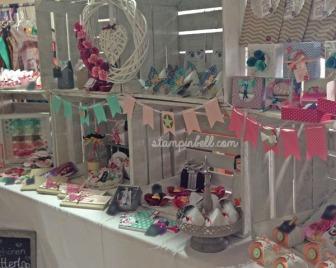 Markt Hobbykünstlermarkt Kunsthandwerkermarkt Stampin Up Stampinbell Zorneding