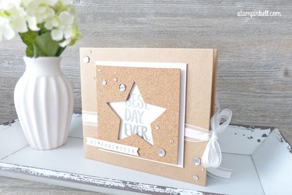 Projektset Deine Welt Hochzeitsalbum DIY Stampin Up!