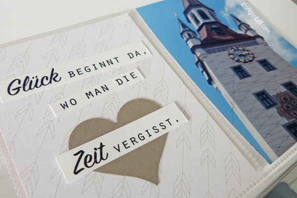 Project Life by Stampin´ Up! Stampinbell Becky Higgins Momente wie diese Moments like this Canon Selphy
