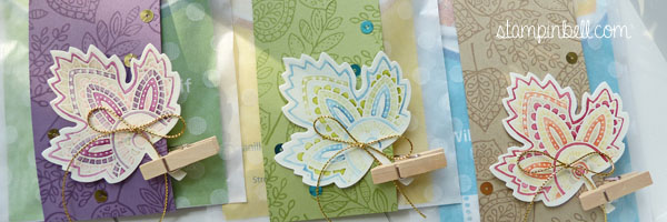 Blättertanz Laub Geschenktüten Schnelle Überraschung Punktmuster